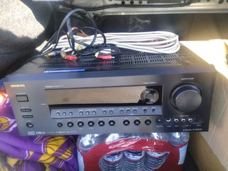 Onkyo Receiver TX-SR603X 7.1 Channel for Sale in Ceres,  CA