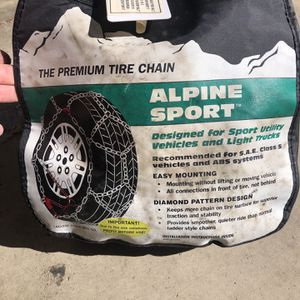 Snow Chains for Sale in Anaheim, CA