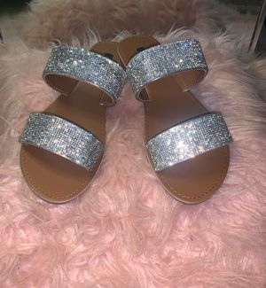 Sparkling Athena Sandals for Sale in Catonsville, MD