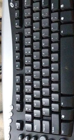 Merc Zboard Gaming Keyboard for Sale in Wenatchee,  WA