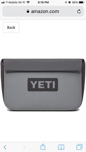 Yeti Sidekick Dry in Fog Gray - trade for Charcoal?!? for Sale in Oakland, CA