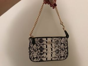 Coach Snakeskin Purse for Sale in New York, NY