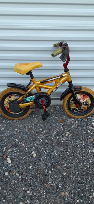 Transformer 12 inch kids bike for Sale in Ruskin, FL