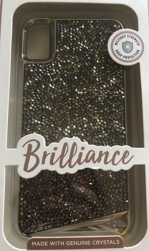 Case mate brilliance iphone XR CASE for Sale in Murray, UT