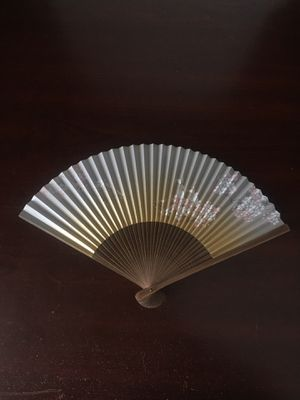 Authentic Japanese Hand Fan for Sale in Bend, OR