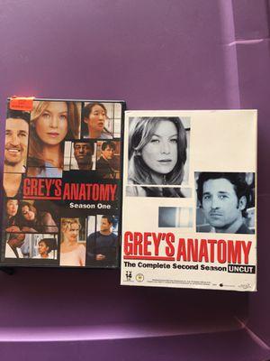 Grey's Anatomy dvd for Sale in Pueblo West, CO