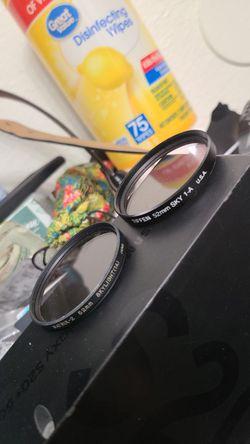 2 52mm DSLR lens filters Matrix-2 & Tiffen for Sale in Denver,  CO