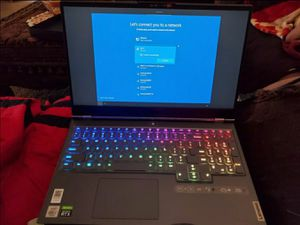 Lenovo 7i Gaming Laptop (RTX 2080 Super) for Sale in Avondale, AZ