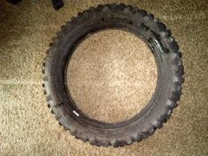 Dirt Bike Ttire and free Delivery anytime - $15 for Sale in Helena, MT