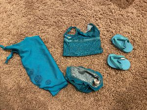 American Girl Doll Bathing Suit for Sale in Plainfield, IL