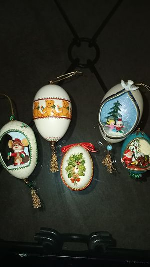 Christmas ornaments for Sale in Sacramento, CA