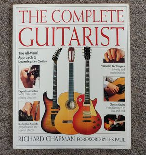 They Complete Guitarist Book for Sale in Burlington, NC