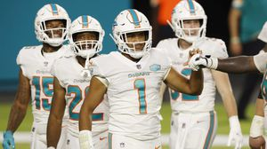 Dolphins vs Rams TUA first game to start Lower Level $300 each for Sale in Fort Lauderdale, FL