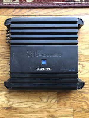 Alpine 40 watts amplifier for Sale in Denver, CO