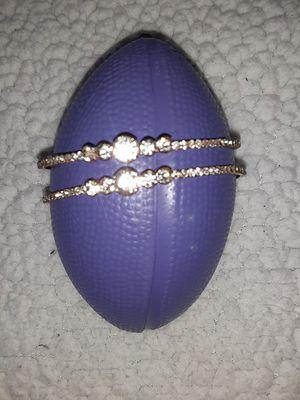 Gold Diamond Bracelet for Sale in DW GDNS, TX