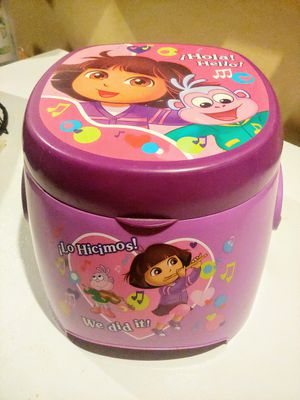 Dora the Explorer potty chair for Sale in Clinton, IA