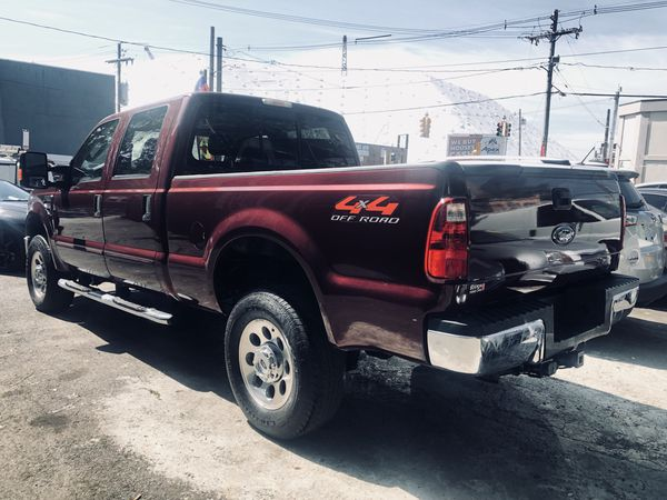 2008 FORD 350 SUPER DUTY