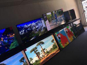 Smart 4k uhd hdr Samsung vizio lg hisense tvl etc..,, 32-82 for Sale in Chula Vista, CA
