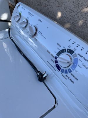 GE washer and kenmore Gas Dryer/no issues at all/we just upgraded for Sale in Aliso Viejo, CA
