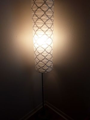 Decorative floor lamp for Sale in Clearwater, FL