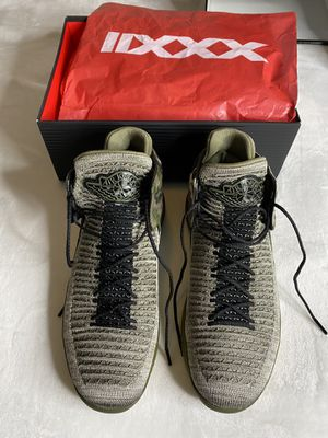 Nike Air Jordan 32 XXXII Veteran's Day Camo Green Size 13. New 100% Authentic for Sale in Dallas, TX