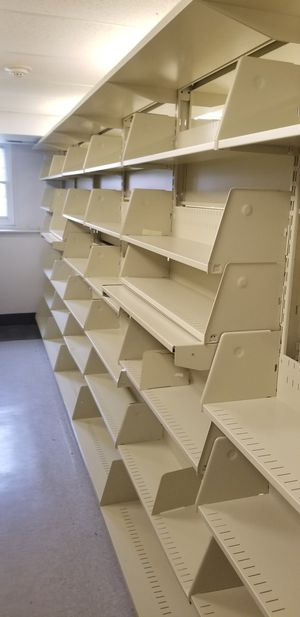 FILE SHELVING for Sale in Peoria, IL