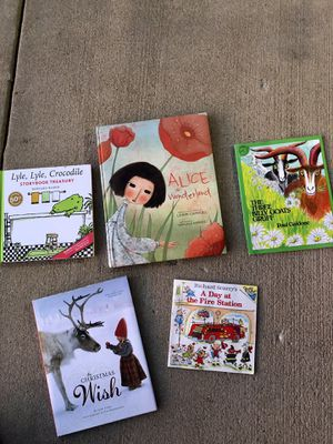 Children's books ($3 for all 5 books) for Sale in Denver, CO