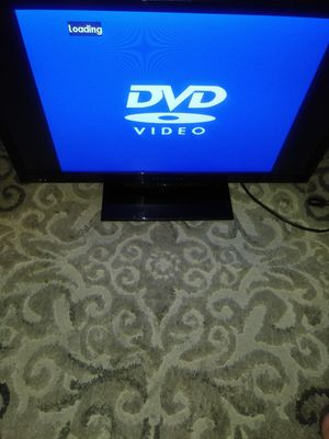 """24"""" proscan Flat screen 📺 tv/ dvd combo and remote for Sale in South Gate, CA"""