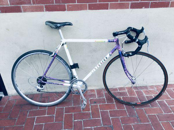 Centurion Ironman road bike