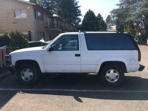 92' 2 door chevy blazer V8 ,4x4 for Sale in Tigard, OR