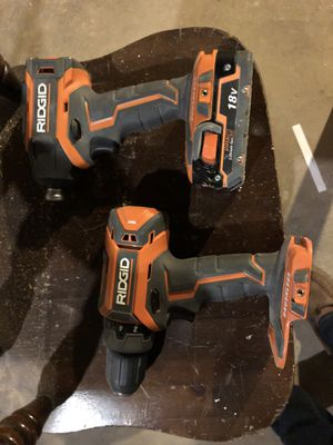 Ridgid drills for Sale in Seekonk, MA