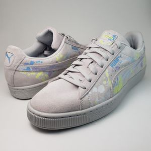 Puma Suede Classic Tropical Grey Size 11.5 for Sale in San Francisco, CA