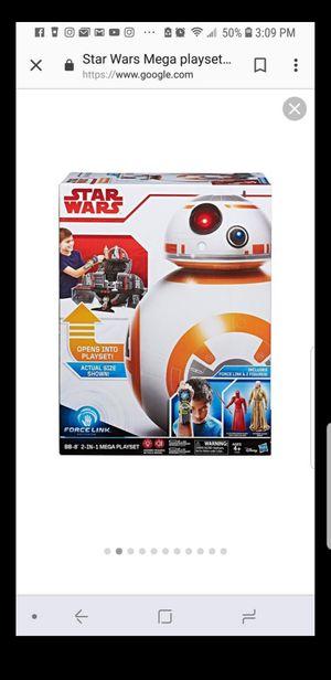 Star Wars Mega Play Set for Sale in Fresno, CA