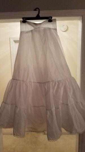 Plus Size Alpine Wedding Dress Slip (size 14w) for Sale in Atlanta, GA