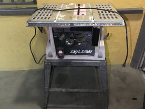 Table saw $60 for Sale in Las Vegas, NV