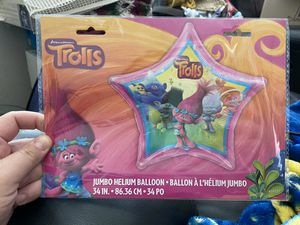 "New Trolls 34"" Jumbo Foil Balloon! for Sale in Pittsburg, CA"