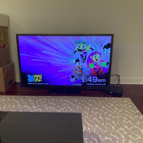64 Inch Samsung Flatscreen Tv