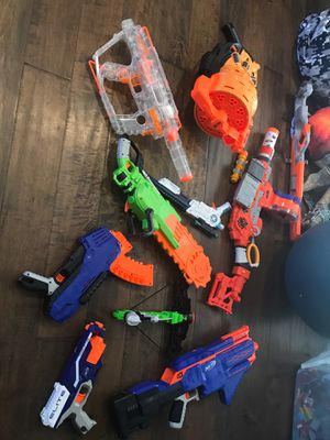 Nerf toys for Sale in Chatsworth, CA