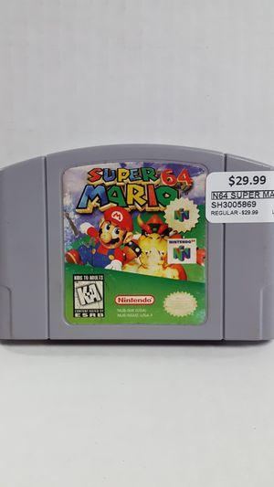 Super 64 Mario #SH3005869 for Sale in Glendale, AZ