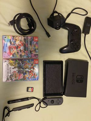 Nintendo switch bundle for Sale in Chula Vista, CA