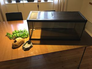 Snake Tank and Accessories for Sale in Millville, NJ