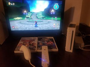 Nintendo wii bundle for Sale in Brooklyn Park, MD