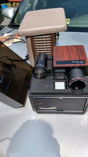 Bell&Howell Slide Cube System II Projector for Sale in Lynch Station, VA