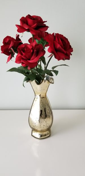 Artificial Roses Arrangement for Sale in Orland Park, IL