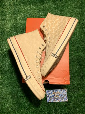 Kith Converse Parchment for Sale in Pacheco, CA