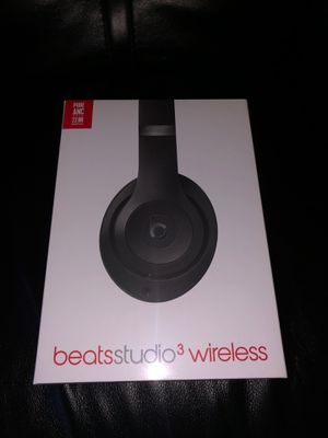 Beats Studio 3 Wireless ANC Headphones for Sale in San Jose, CA