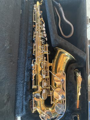 Yamaha Alta saxophone for Sale in Hanford, CA