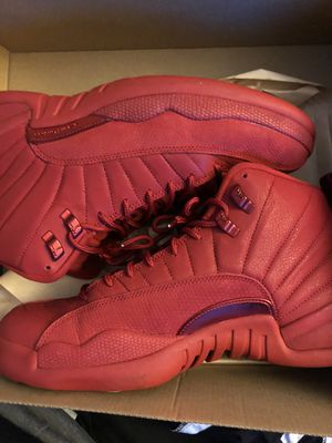 Jordan Retro 12 Red Gym for Sale in Germantown, MD