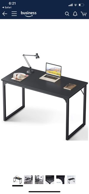 Black Desk ( Brand New) for Sale in Fresno, CA