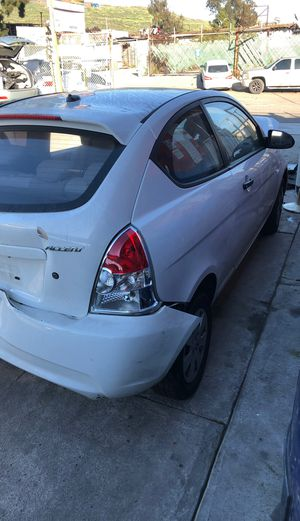 2009 Hyundai Accent for part for Sale in Chula Vista, CA